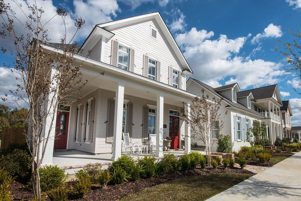 Americana by level homes in zachary la by americana for Home builders in louisiana
