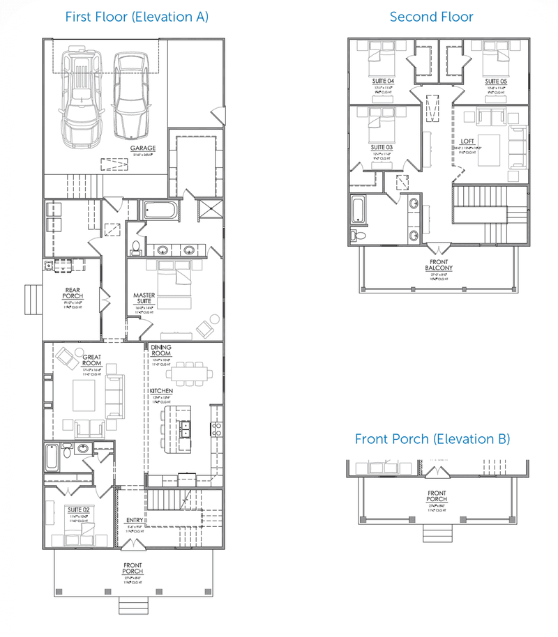 Carter Floor Plan