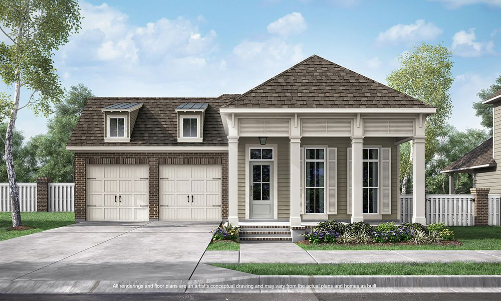 Kennedy Front Elevation