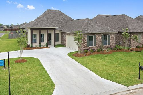 Germany Oaks By Level Homes In Baton Rouge Louisiana
