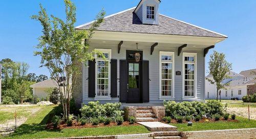 Rouzan By Level Homes In Baton Rouge Louisiana