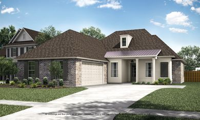 Broussard Germany Oaks Prairieville Louisiana Level Homes
