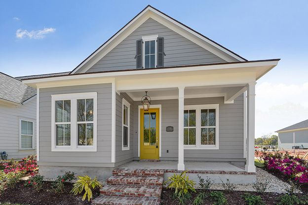New Homes in Covington LA at River Chase