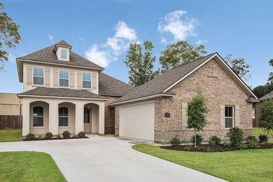 Lacroix Germany Oaks Prairieville Louisiana Level Homes