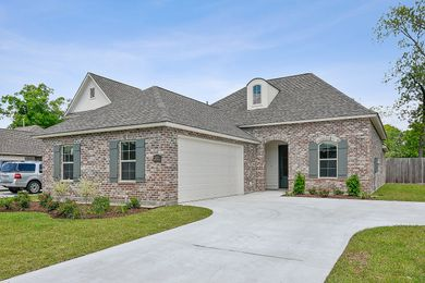 Springfield Germany Oaks Prairieville Louisiana Level Homes