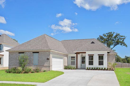 Homes Plans In Prairieville La