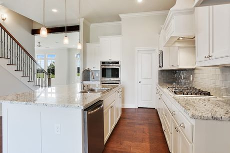 Kitchen-in-Fairfield II-at-Americana by Level Homes-in-Zachary