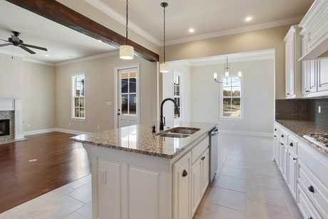 Kitchen-in-Minden-at-The Preserve at River Chase-in-Covington