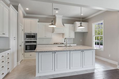 Kitchen-in-Hampton II-at-The Preserve at River Chase-in-Covington