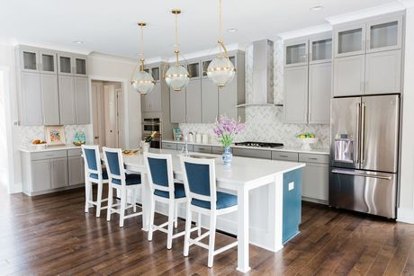 Kitchen-in-Dickinson-at-Willow Oak-in-Cary
