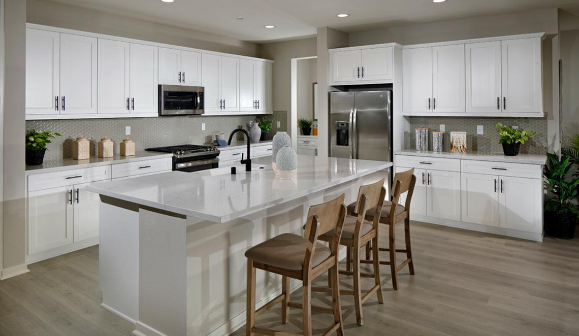 Kitchen featured in the Residence 3 by Taylor Morrison By Park Place