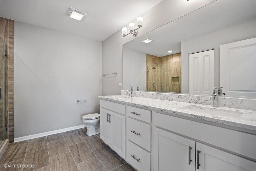 Bathroom featured in The Berkley By Lexington Homes in Chicago, IL