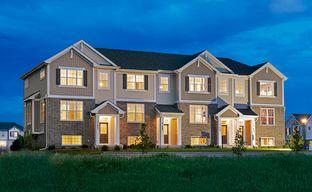 The Warrington - Lexington Trace: Warrenville, Illinois - Lexington Homes