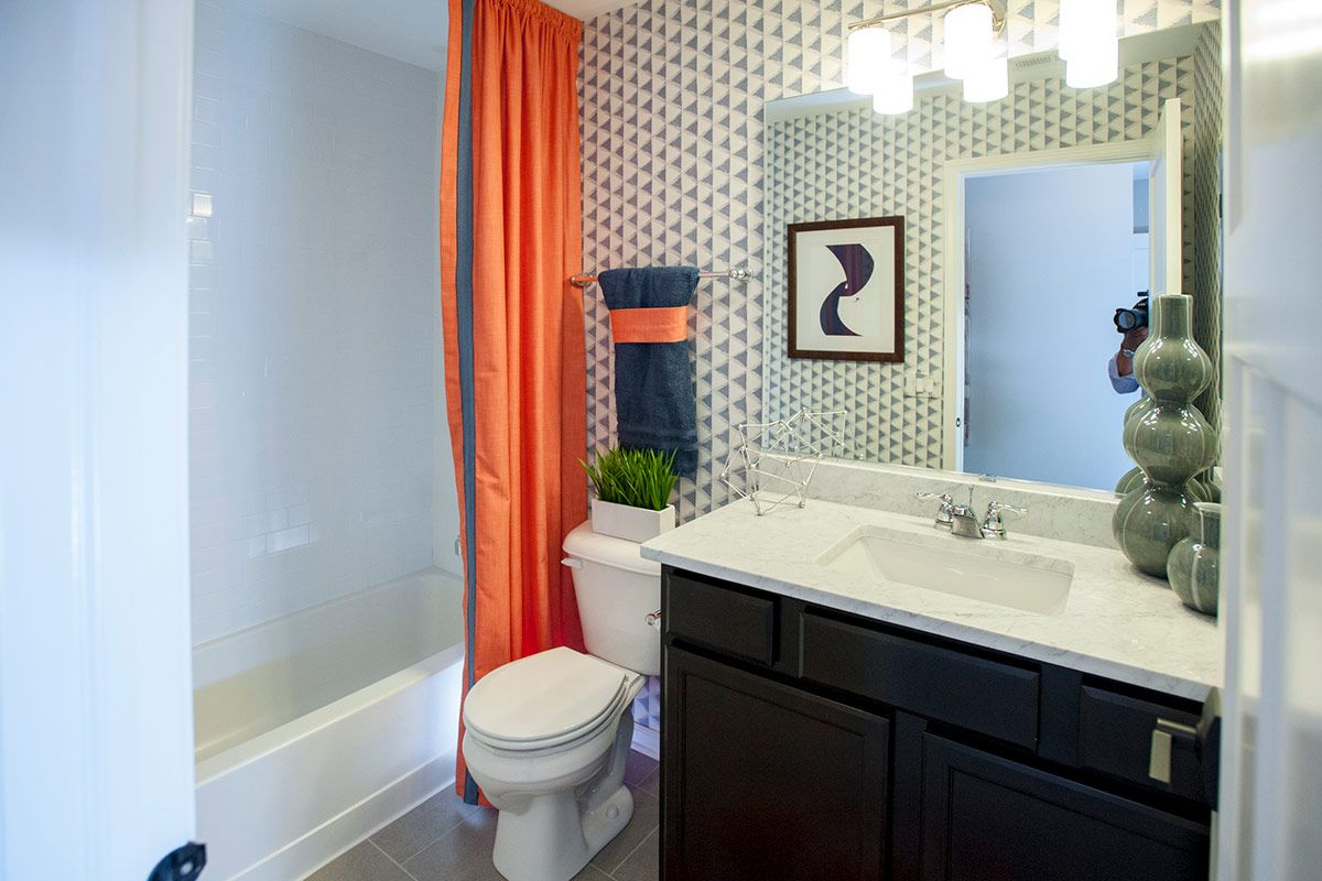 Bathroom featured in The Coventry By Lexington Homes in Chicago, IL