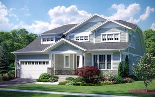 The Burgundy - Parkside of Glenview: Glenview, Illinois - Lexington Homes
