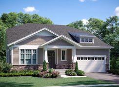The Bordeaux - Parkside of Glenview: Glenview, Illinois - Lexington Homes