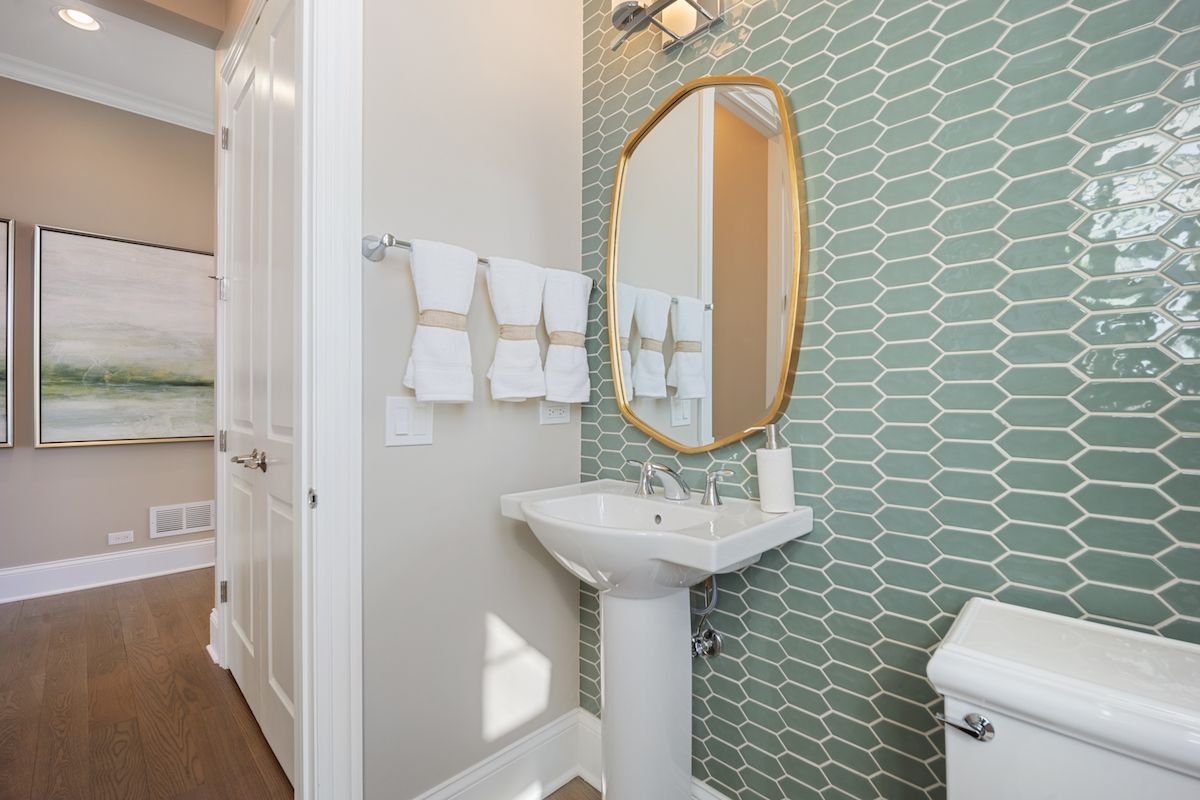 Bathroom featured in The Sonoma By Lexington Homes in Chicago, IL