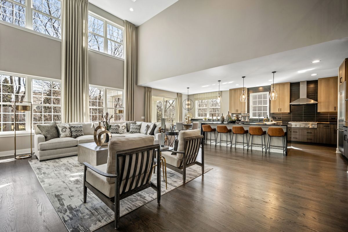 'Parkside of Glenview' by Lexington Homes in Chicago