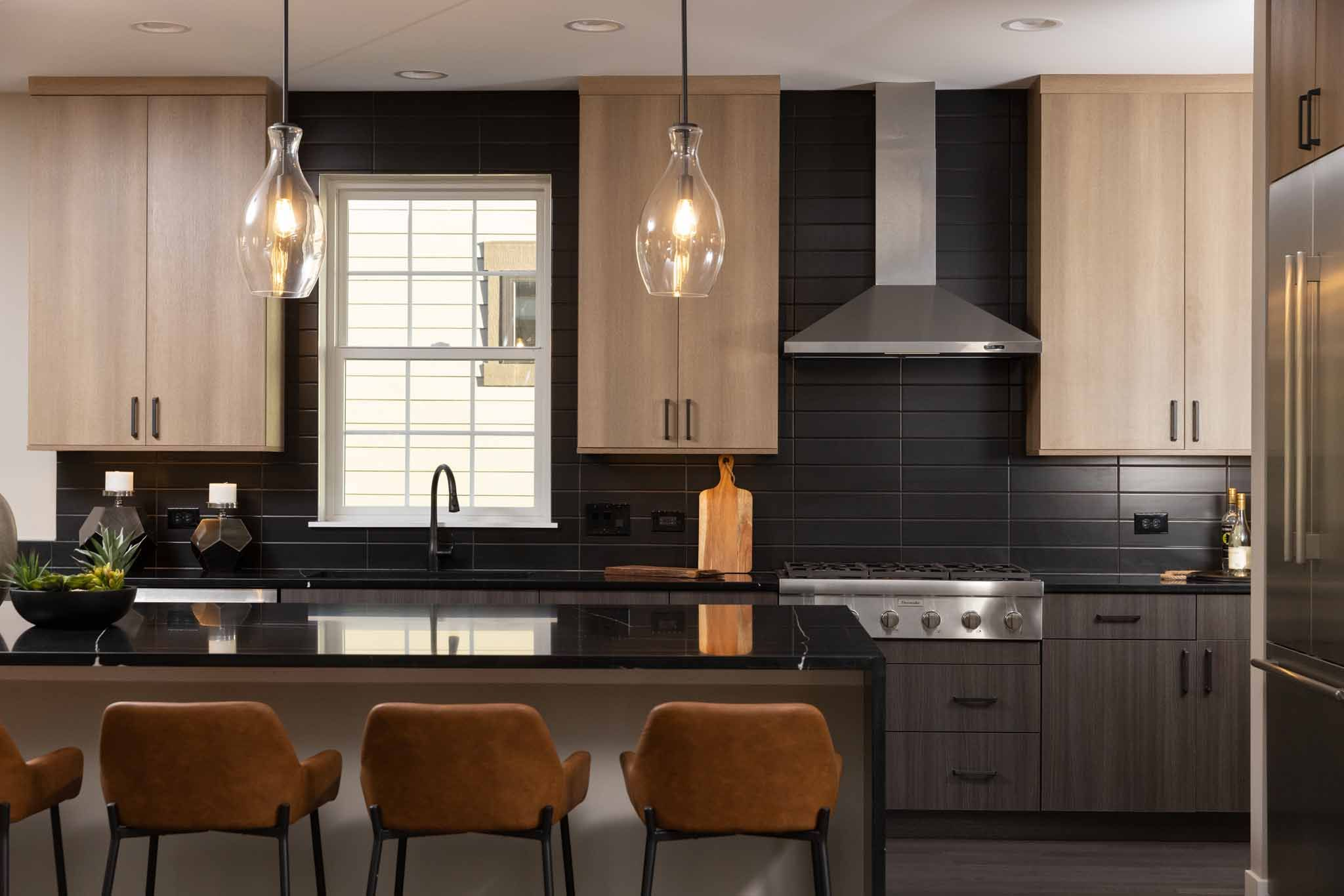 Kitchen featured in The Burgundy By Lexington Homes in Chicago, IL
