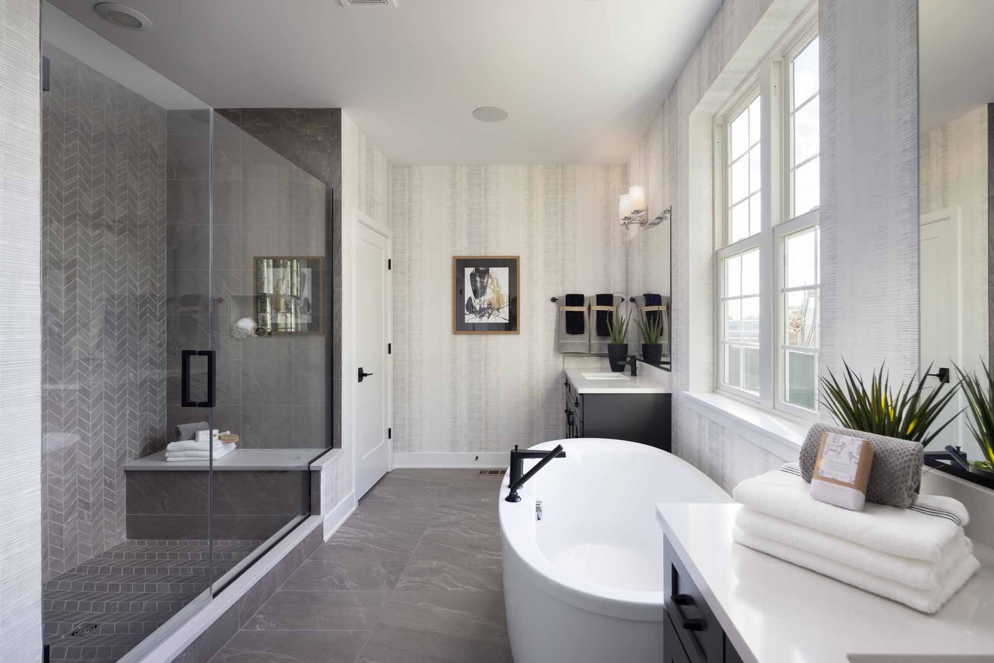 Bathroom featured in The Burgundy By Lexington Homes in Chicago, IL