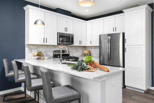 Kitchen-in-The Berkley-at-Lexington Heritage-in-Arlington Heights