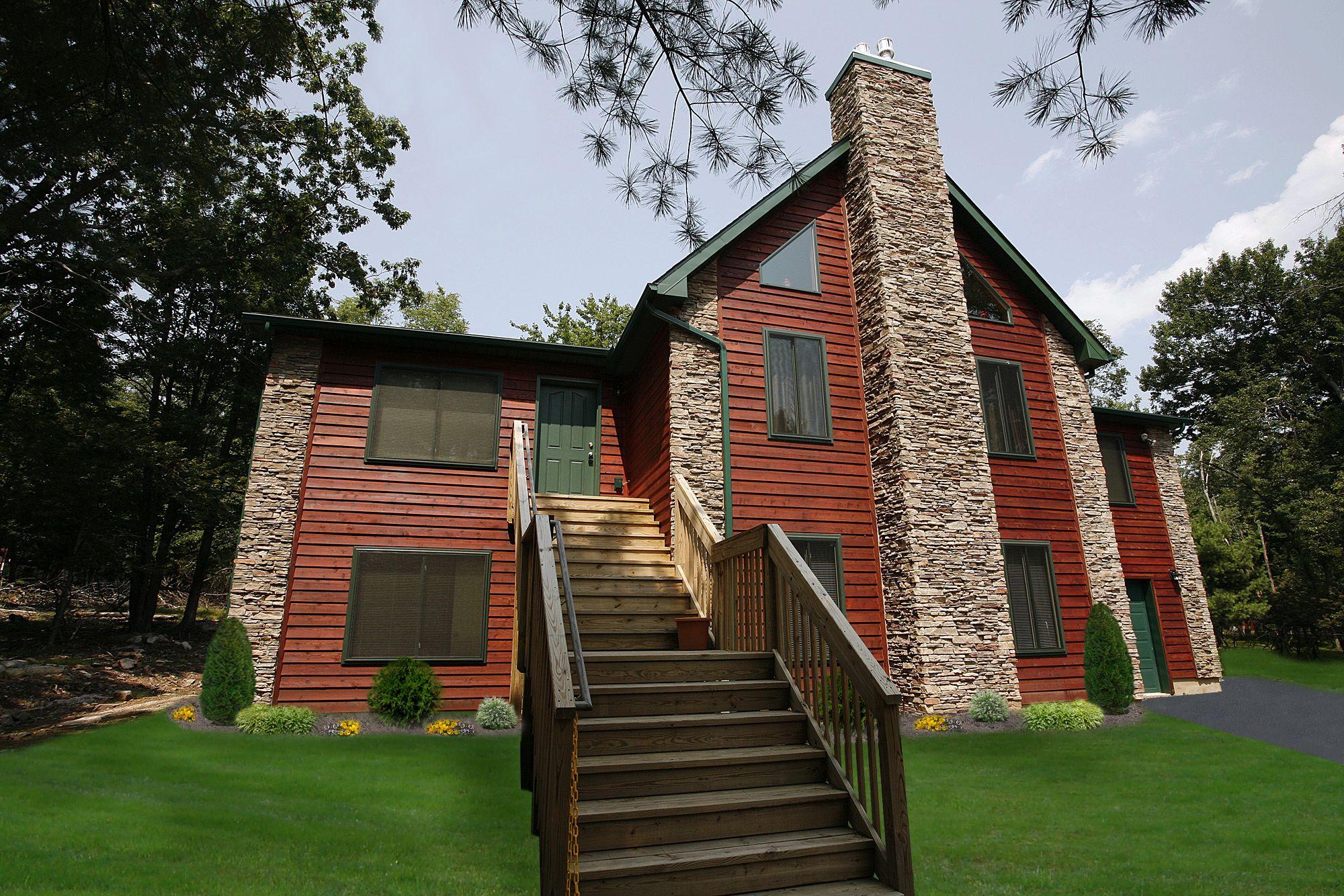 listings sale cabins condos to exterior poconomtns stay places streamside magnolia find cottages browse and poconos rental pocono a cabin our condo resort for