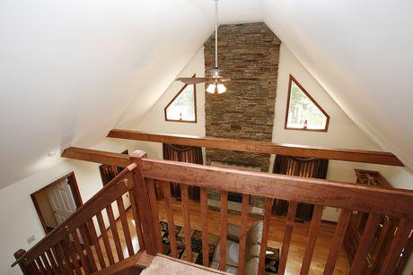 Dining-in-Tahoe-at-Liberty Homes Custom Builders-in-Pocono Lake