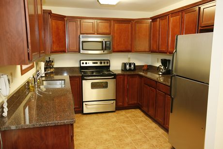 Kitchen-in-Tahoe-at-Liberty Homes Custom Builders-in-Pocono Lake