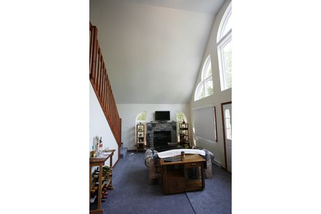 Recreation-Room-in-Lakewood-at-Liberty Homes Custom Builders-in-Pocono Lake