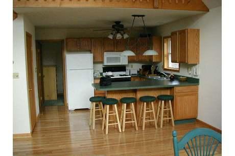 Kitchen-in-Lakewood-at-Liberty Homes Custom Builders-in-Pocono Lake