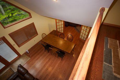 Dining-in-Lakewood-at-Liberty Homes Custom Builders-in-Pocono Lake