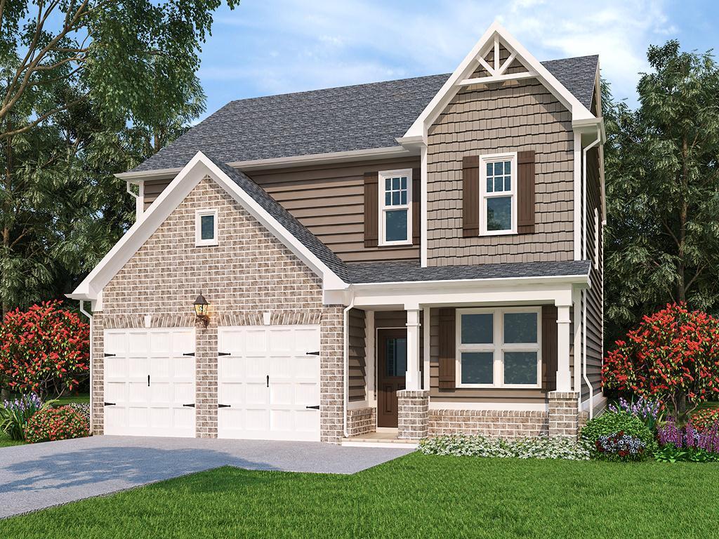 New Construction Homes & Plans in Hampton, GA | 1,440 Homes