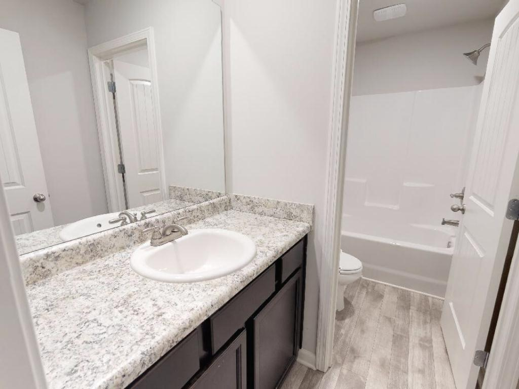 Bathroom featured in the Jodeco  By Liberty Communities in Greenville-Spartanburg, SC