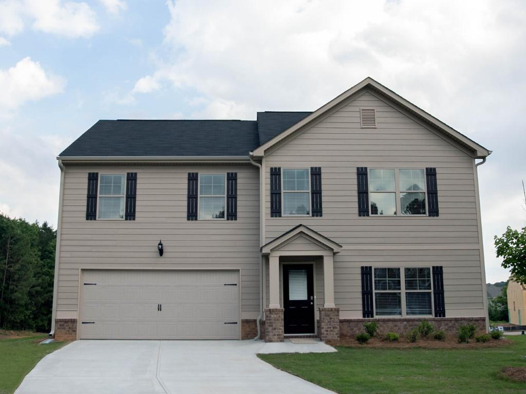 Exterior featured in the Russell By Liberty Communities in Greenville-Spartanburg, SC