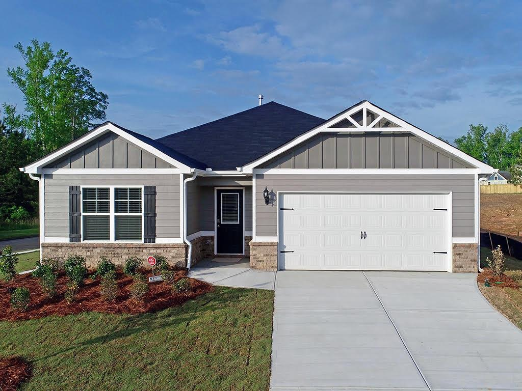 Exterior featured in the Burton By Liberty Communities in Greenville-Spartanburg, SC