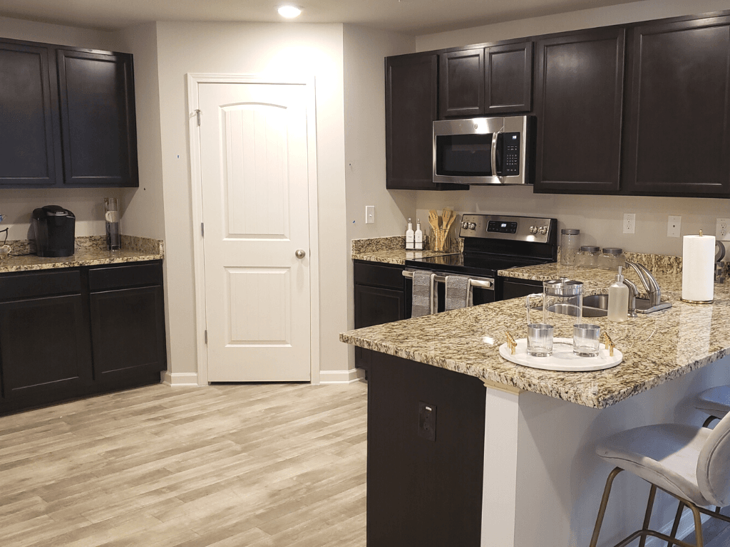 Kitchen featured in the Jodeco BB By Liberty Communities in Atlanta, GA