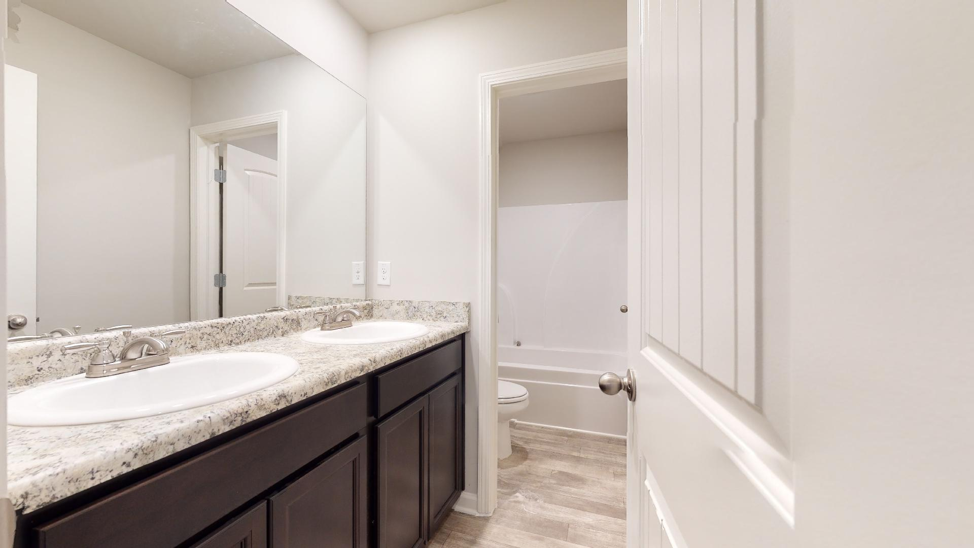 Bathroom featured in the Tucker By Liberty Communities in Atlanta, GA