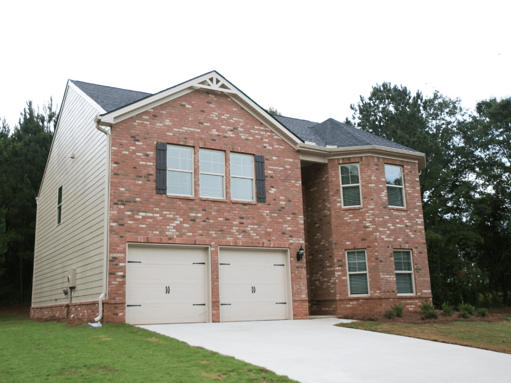 Exterior featured in the Jodeco 2SB By Liberty Communities in Atlanta, GA