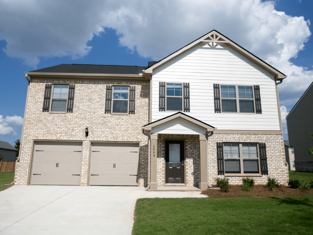 Exterior featured in the Russell By Liberty Communities in Atlanta, GA