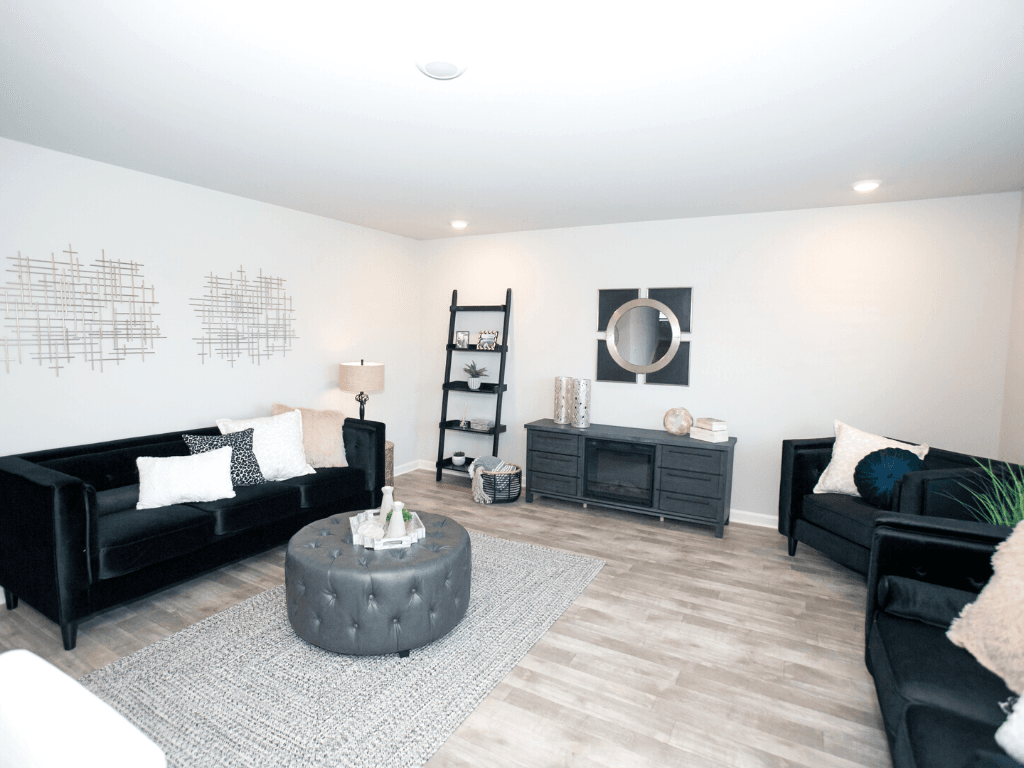 Living Area featured in the Jodeco  By Liberty Communities in Greenville-Spartanburg, SC