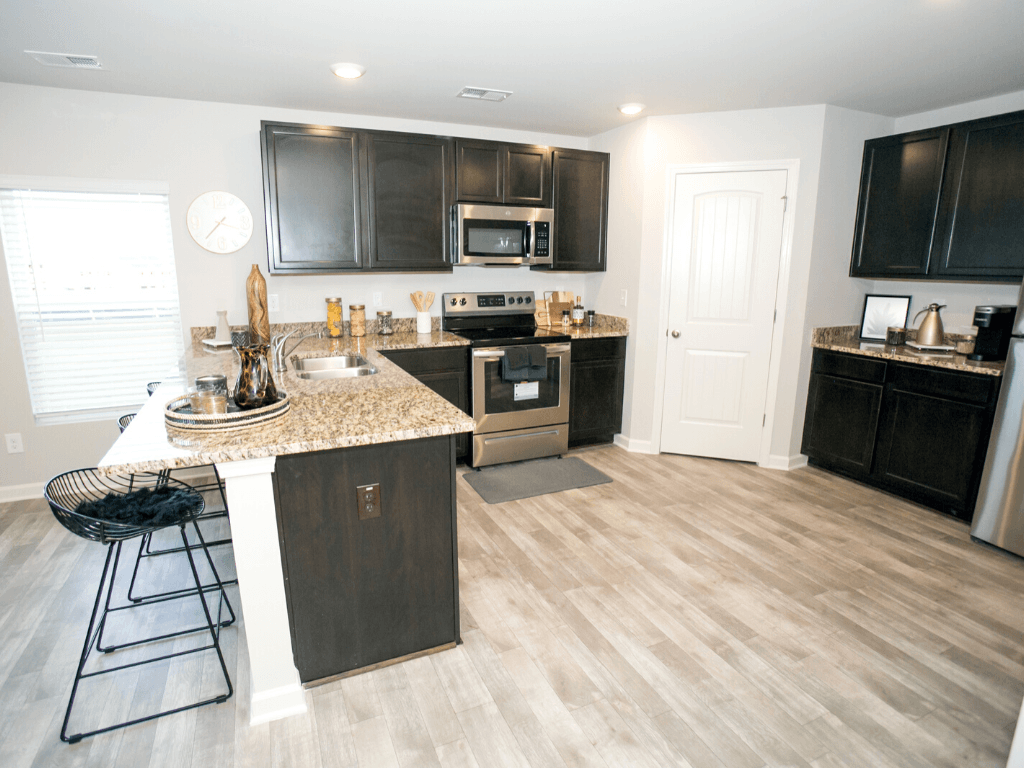 Kitchen featured in the Jodeco BB By Liberty Communities in Greenville-Spartanburg, SC