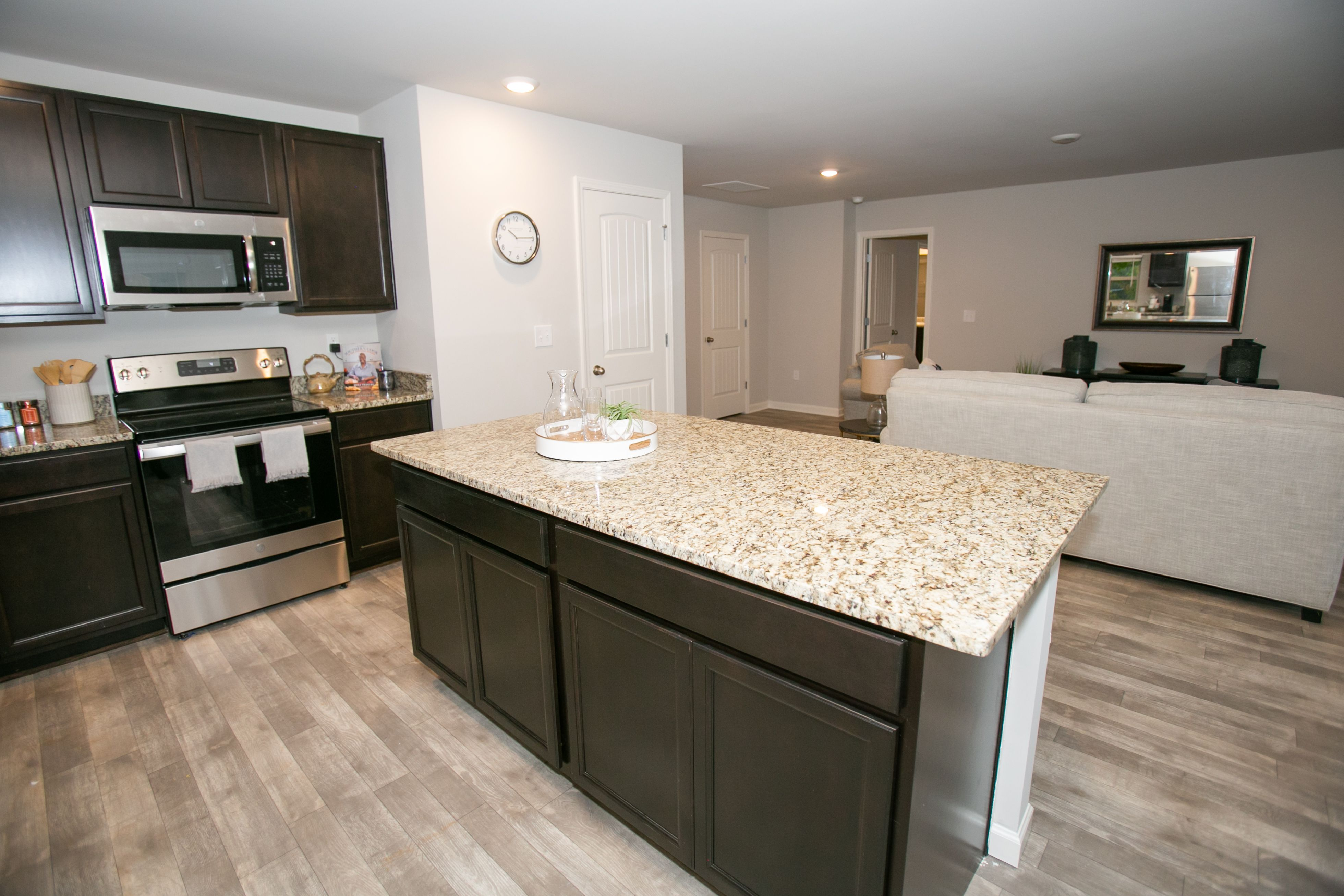 Kitchen featured in the Burton By Liberty Communities in Greenville-Spartanburg, SC