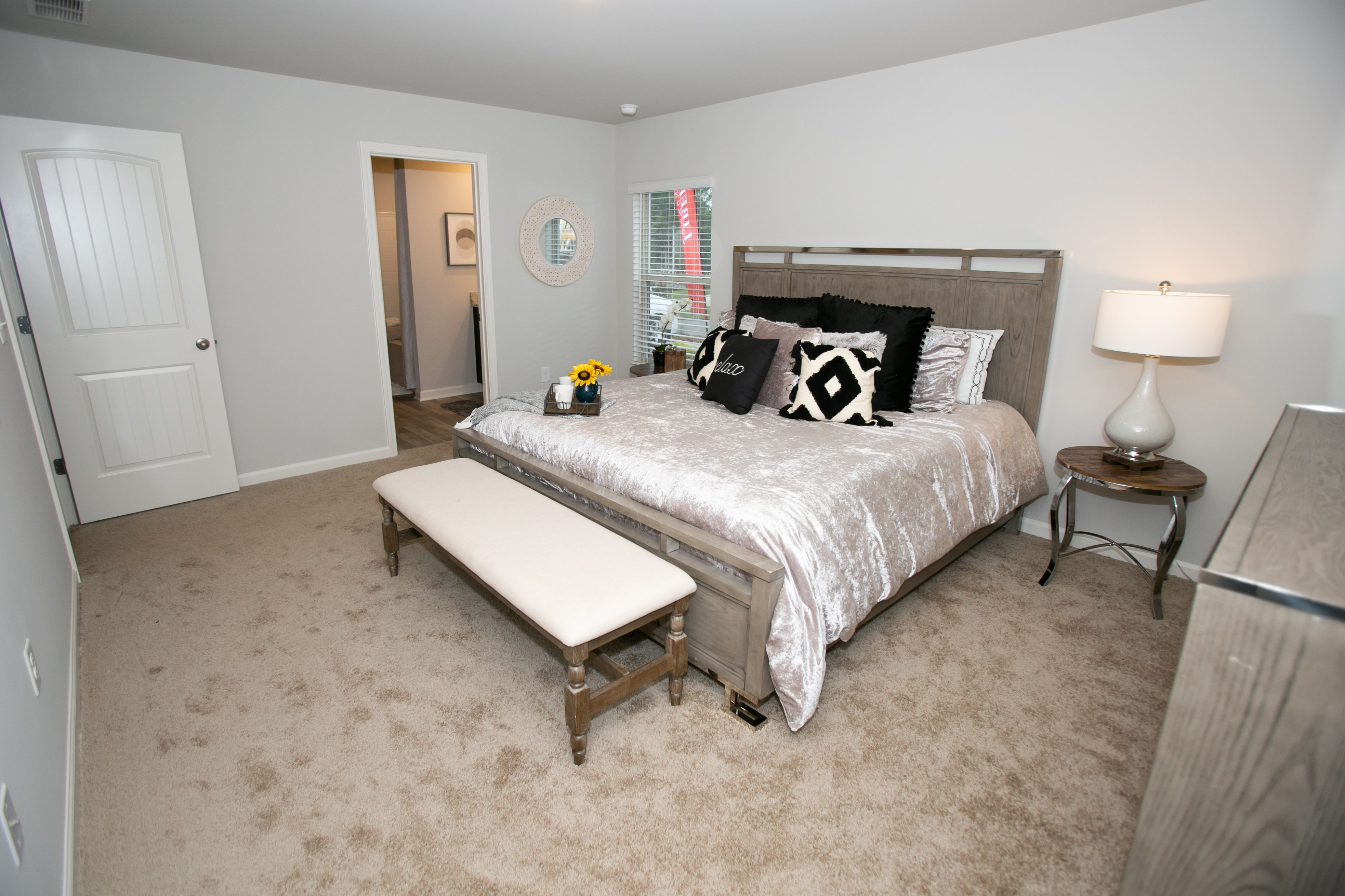 Bedroom featured in the Burton By Liberty Communities in Greenville-Spartanburg, SC