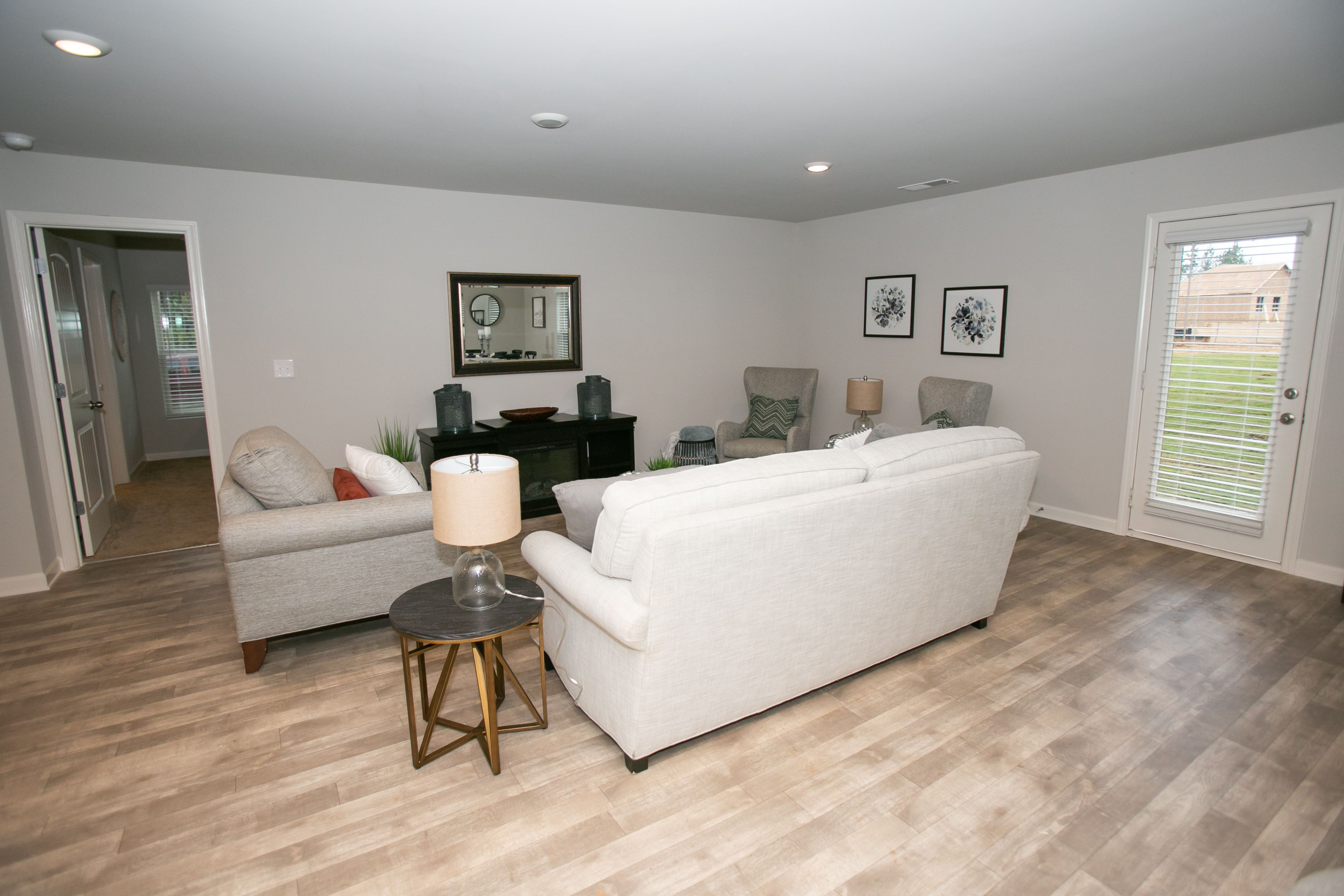 Living Area featured in the Burton By Liberty Communities in Greenville-Spartanburg, SC