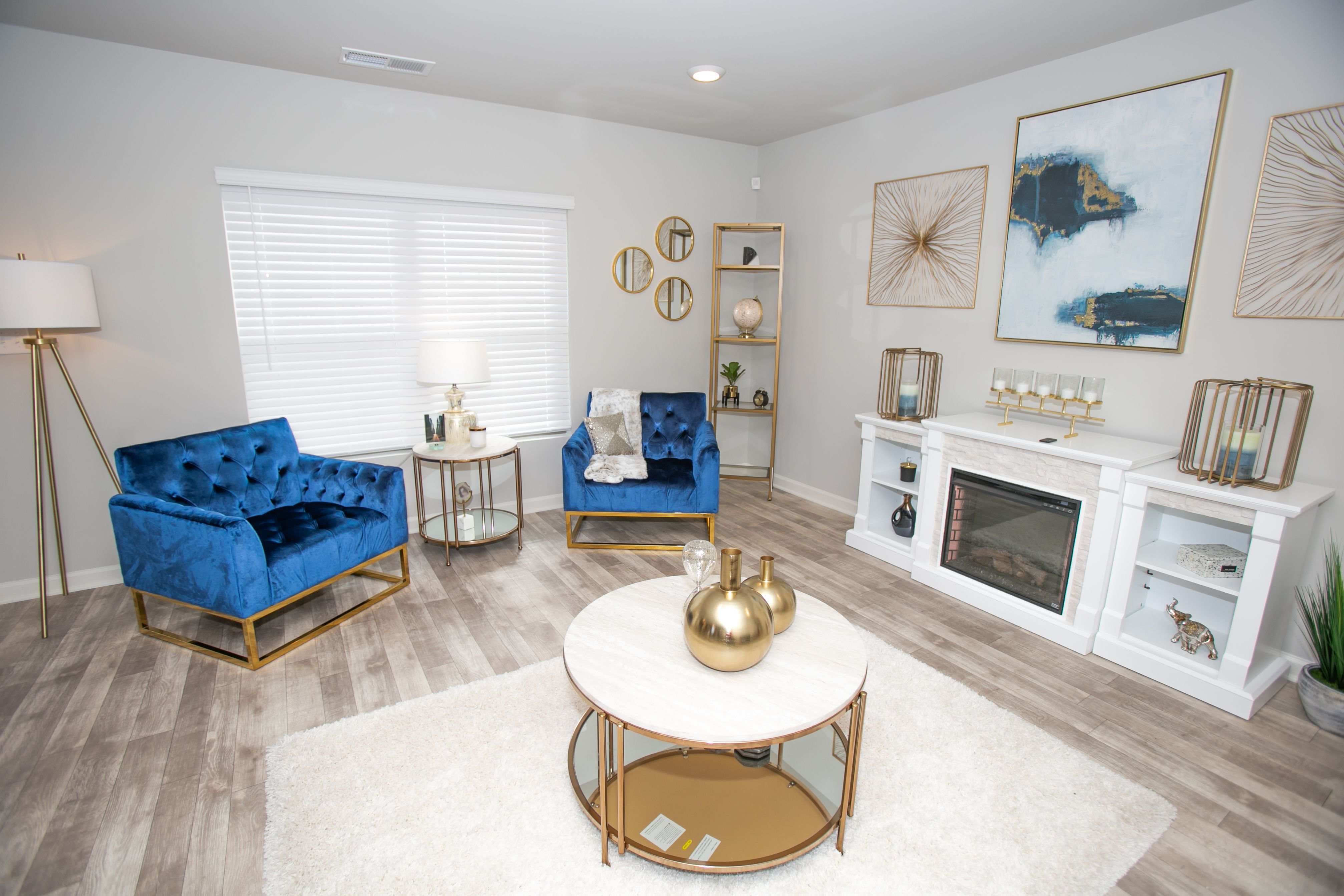Living Area featured in the Jodeco 2SB By Liberty Communities in Atlanta, GA