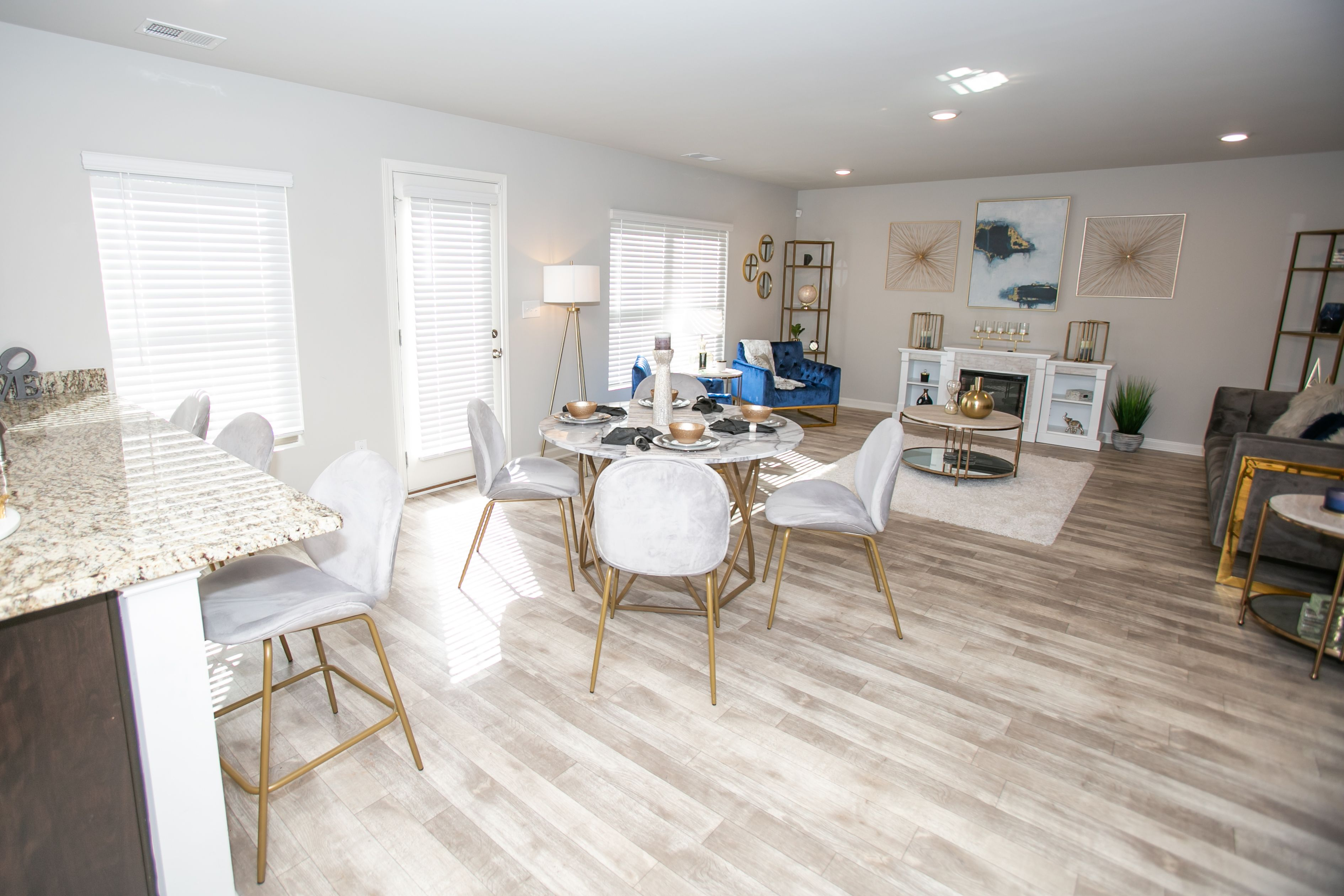 Living Area featured in the Jodeco BB By Liberty Communities in Greenville-Spartanburg, SC