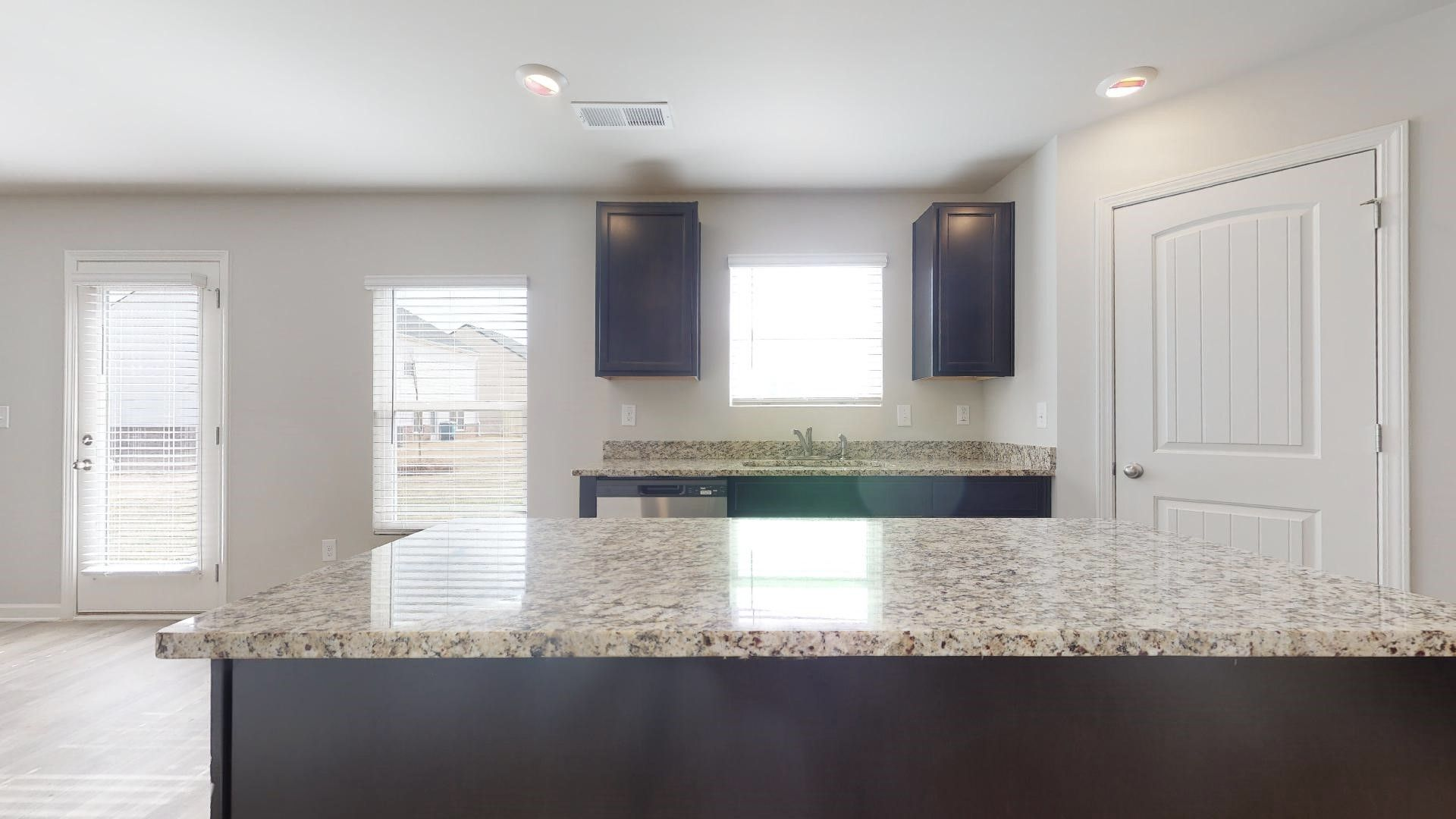 Kitchen featured in the Tucker  By Liberty Communities in Atlanta, GA