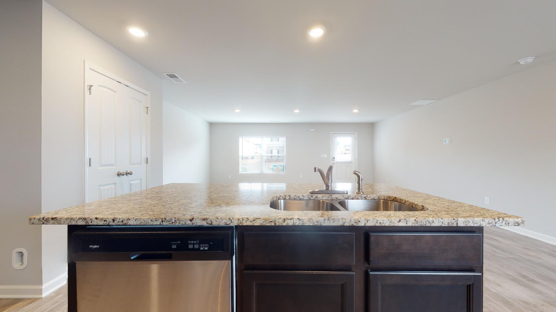 Kitchen featured in the Russell By Liberty Communities in Atlanta, GA