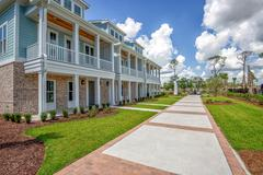 8058 C Living Beach Street C (Townhouse Unit C)