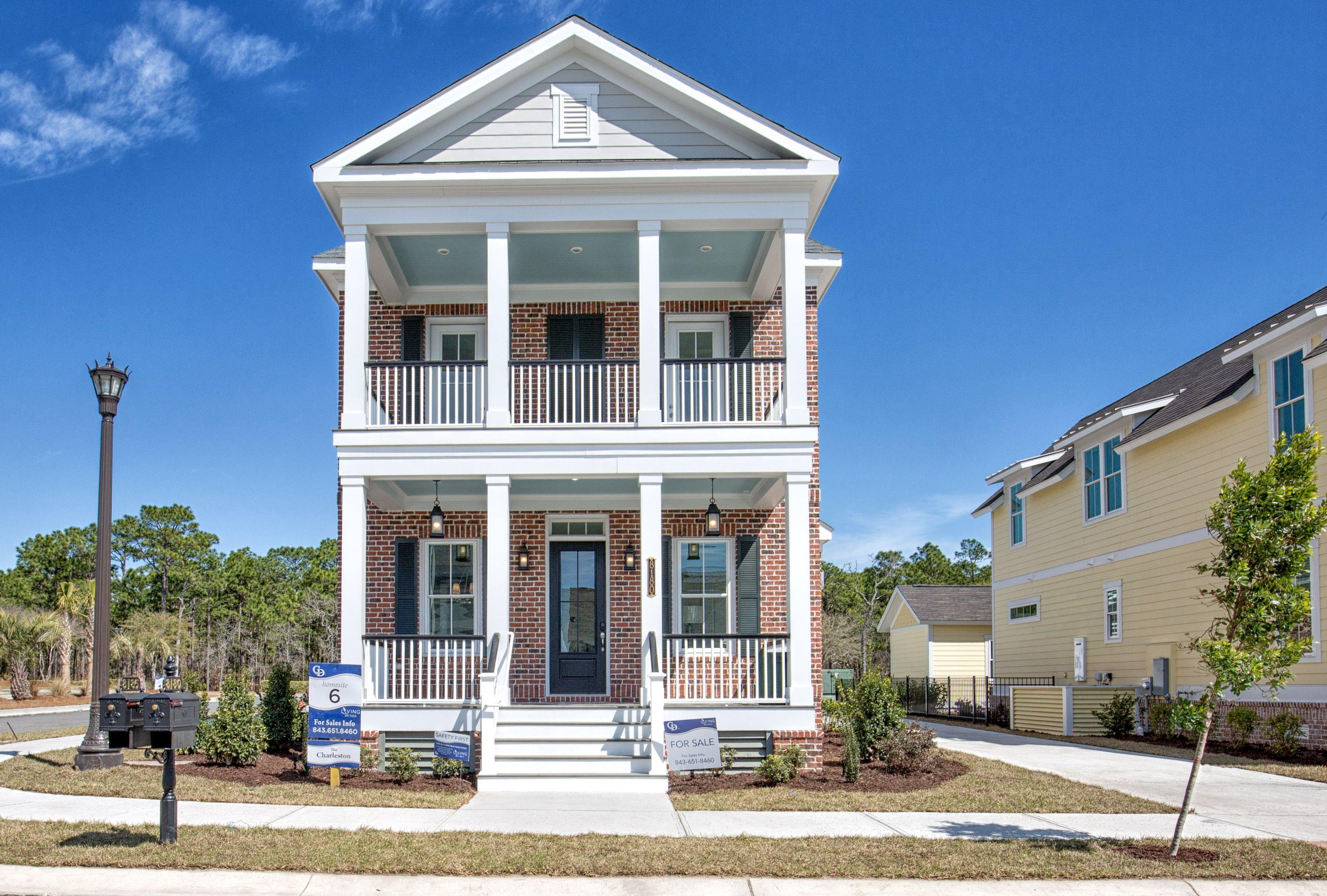 Exterior featured in The Charleston By CRG Companies in Myrtle Beach, SC